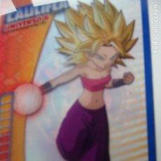 Trading Cards: DRAGON BALL SUPER PANINI 2019 - CAULIFLA. Lote 199531021