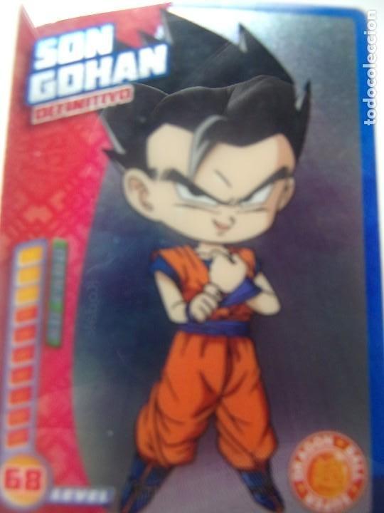 DRAGON BALL SUPER PANINI 2019 -SON GOHAN (Coleccionismo - Cromos y Álbumes - Trading Cards)