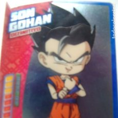 Trading Cards: DRAGON BALL SUPER PANINI 2019 -SON GOHAN. Lote 199531066