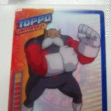 Trading Cards: DRAGON BALL SUPER PANINI 2019 - TOPPO. Lote 199531087