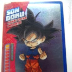 Trading Cards: DRAGON BALL SUPER PANINI 2019 - SON GOKU. Lote 199531145