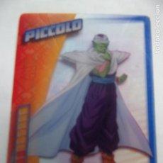 Trading Cards: DRAGON BALL SUPER PANINI 2019 - PICCOLO. Lote 199531196