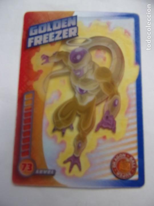 DRAGON BALL SUPER PANINI 2019 - GOLDEN FREEZER (Coleccionismo - Cromos y Álbumes - Trading Cards)