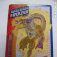 Trading Cards: DRAGON BALL SUPER PANINI 2019 - GOLDEN FREEZER. Lote 199531215