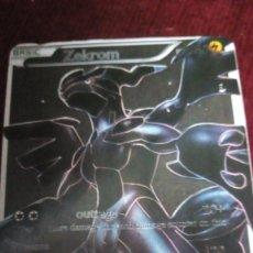 Trading Cards: CARTA POKÉMON. ZEKROM. Lote 200616546