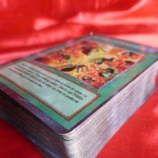 Trading Cards: LOTE DE 72 TRADING CARD YU GI OH YUGIOH KONAMI EN ESPAÑOL - BUEN ESTADO. Lote 200719968