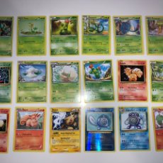 Trading Cards: LOTE 74 TRADING CARD POKEMON DIFERENTES AÑOS. Lote 201812991
