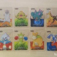 Trading Cards: POKEMON 12 LAMINCARDS EDIBAS 2006. Lote 202806822
