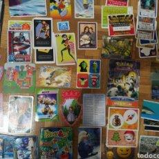 Trading Cards: SET LOTE DE UNOS 50 CROMOS CARDS VARIADOS: POKEMON, GORMITI, MINIONS, MONSTRUOS SA, MONSUND,. Lote 203779156