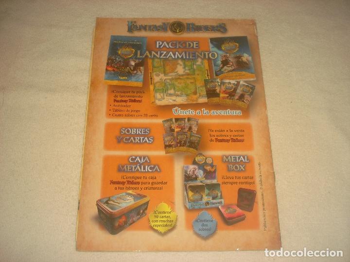 Trading Cards: FANTASY RIDERS. GUIA DE LA COLECCION. PANINI. - Foto 2 - 204188995