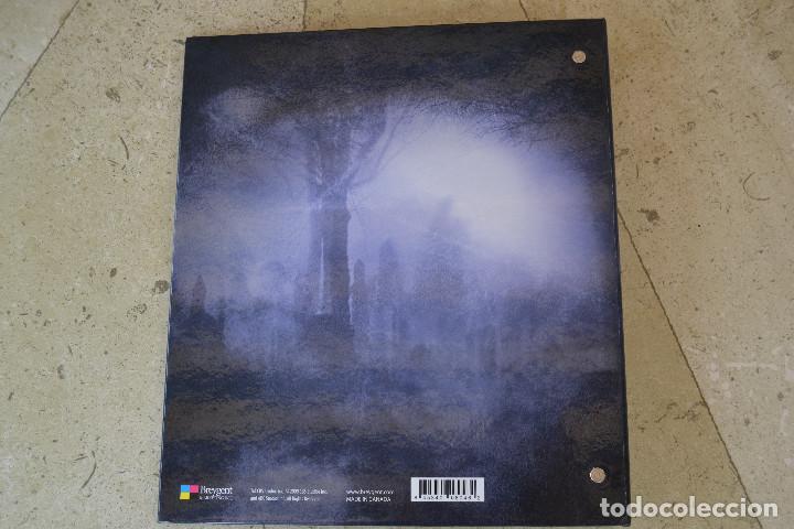 Trading Cards: ALBUM ARCHIVADOR COLECCION TRADING CARDS ENTRE FANTASMAS (BREYGENT 2009) - Foto 2 - 204421916