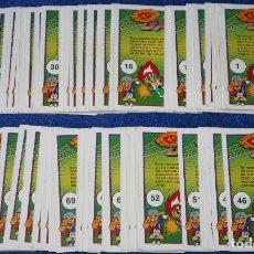 Trading Cards: BOLA DE DAN - EDICIONES ESTE ¡COMPLETA!. Lote 205474920