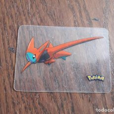 Trading Cards: CARTA TRADING CARD POKEMON, 143 DEOXYS FORMA ATAQUE. Lote 205598133