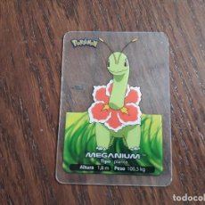 Trading Cards: CARTA TRADING CARD POKEMON, 003 MEGANIUM. Lote 205598247