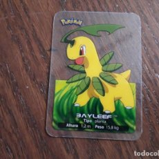Trading Cards: CARTA TRADING CARD POKEMON, 002 BABYLEEF. Lote 205598383