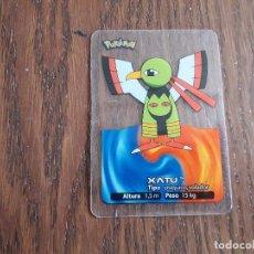 Trading Cards: CARTA TRADING CARD POKEMON, 026 XATU. Lote 205598453