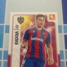 Trading Cards: CROMO CARD NUMERO 210 LEVANTE RADOJA ADRENALYN 2019-20 19-20 PANINI. Lote 205606677