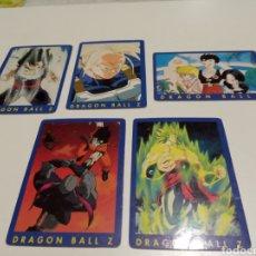 Trading Cards: CARTAS DRAGÓN BALL Z. Lote 206589502