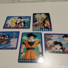 Trading Cards: CARTAS DRAGÓN BALL Z. Lote 206589781