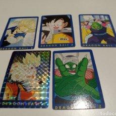 Trading Cards: CARTAS DRAGÓN BALL Z. Lote 206589958