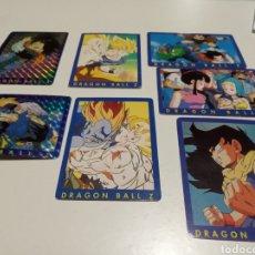 Trading Cards: CARTAS DRAGÓN BALL Z. Lote 206590045