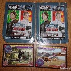 Trading Cards: STAR WARS ROGUE ONE - CARTAS COLECCIONABLES SIN ABRIR - LOTE DE 2 SOBRES.. Lote 207107066