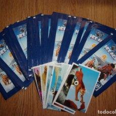 Trading Cards: ICE AGE - EL GRAN CATACLISMO - LOTE DE 24 SOBRES Y 12 CROMOS.. Lote 207109317