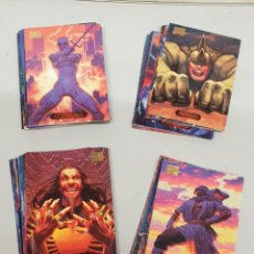 Trading Cards: MARVEL MASTERPIECES 1994 ¡ LOTE 104 TRADING CARDS !. Lote 207127787