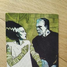 Trading Cards: TRADING CARD MONSTRUOS DE LA UNIVERSAL MIKE MIGNOLA. Lote 207252050