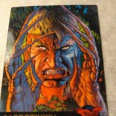 Trading Cards: X MEN FLEER ULTRA 95 TRADING CARD N° 41 SABRETOOTH MARVEL 1994. Lote 222892833
