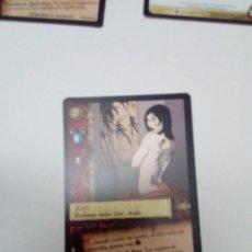 Trading Cards: CROMO EL MUNDO DE AGUILA ROJA. ZIYI. C13CR. Lote 208969943