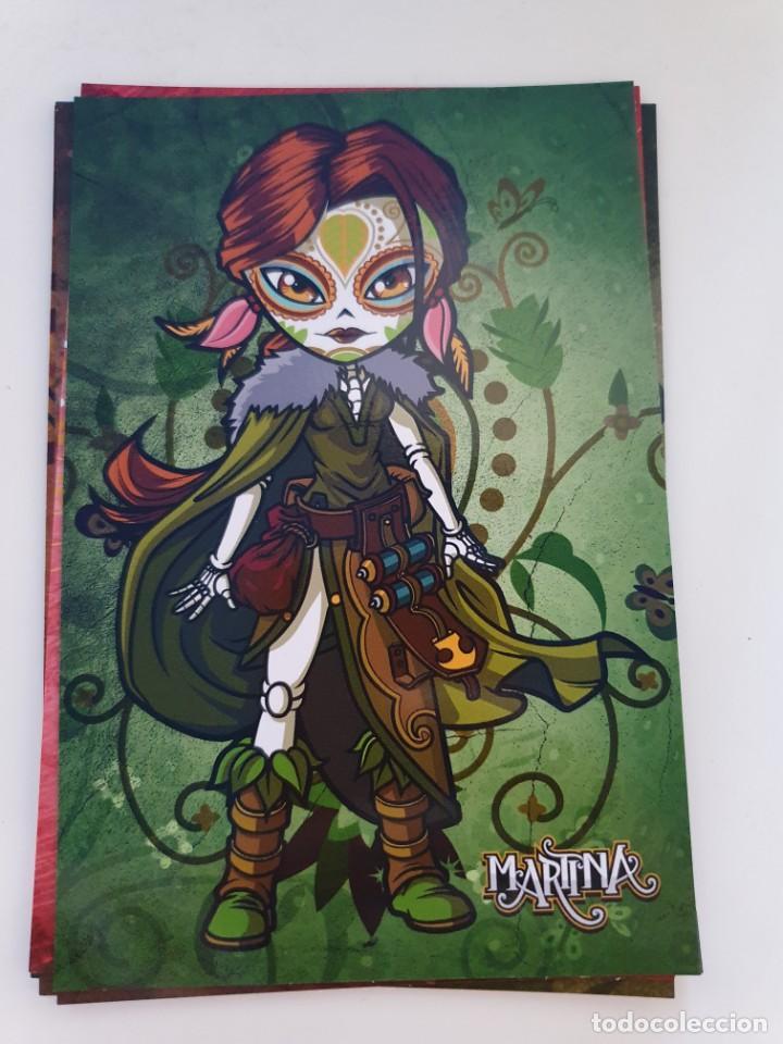 TRADINS CARDS Nº 66 CATRINAS UNDERWORLD PANINI 2020 (Coleccionismo - Cromos y Álbumes - Trading Cards)