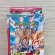 Trading Cards: DRAGON BALL SUPER CARD GAME - THE EXTREME EVOLUTION - BANDAI - PRECINTADO. Lote 210570565