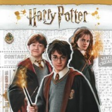Trading Cards: HARRY POTTER CONTACT TC - LOTE DE 28 WIDE CARDS. Lote 211627915