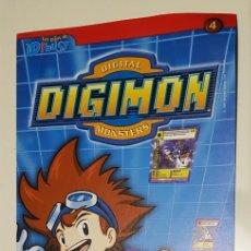 Trading Cards: DIGIMON - GUÍA DEL JUEGO DE CARTAS AÑO 2000 - LAS GUÍAS DE DIBUS Nº 4 - NORMA EDITORIAL. Lote 215396795