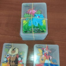 Trading Cards: POKEMON CARDS . LOTE MAS DE 120. Lote 215657988