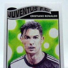 Trading Cards: TOPPS LIVING SET CRISTIANO RONALDO #Nº 200 JUVENTUS FC. Lote 216712663