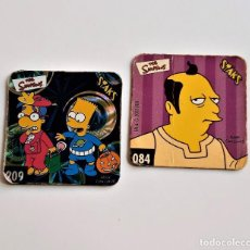 Trading Cards: LOTE DE STAKS LOS SIMPSONS. Lote 216781383