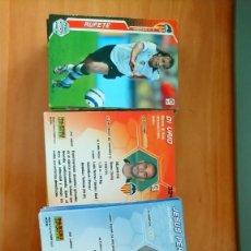 Trading Cards: MEGACRACKS 05 06 LOTE 285 CROMOS. Lote 216785845