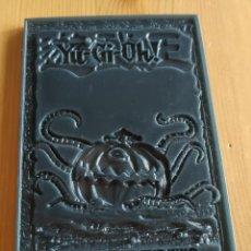 Cartes à Échanger: CARTA INTERACTIVA YU GI OH - YU-GI-OH , TRANSPARENTE EN PLASTICO DURO - PUMPKIN THE KING OF GHOSTS. Lote 217313828