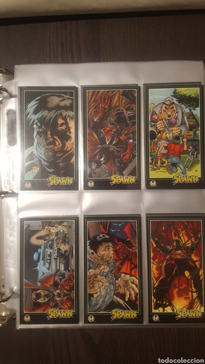 Trading Cards: Trading cards - SPAWN WIDEVISION 1995 WILDSTORM - Comic Images - Todd McFarlane - Foto 5 - 217482613