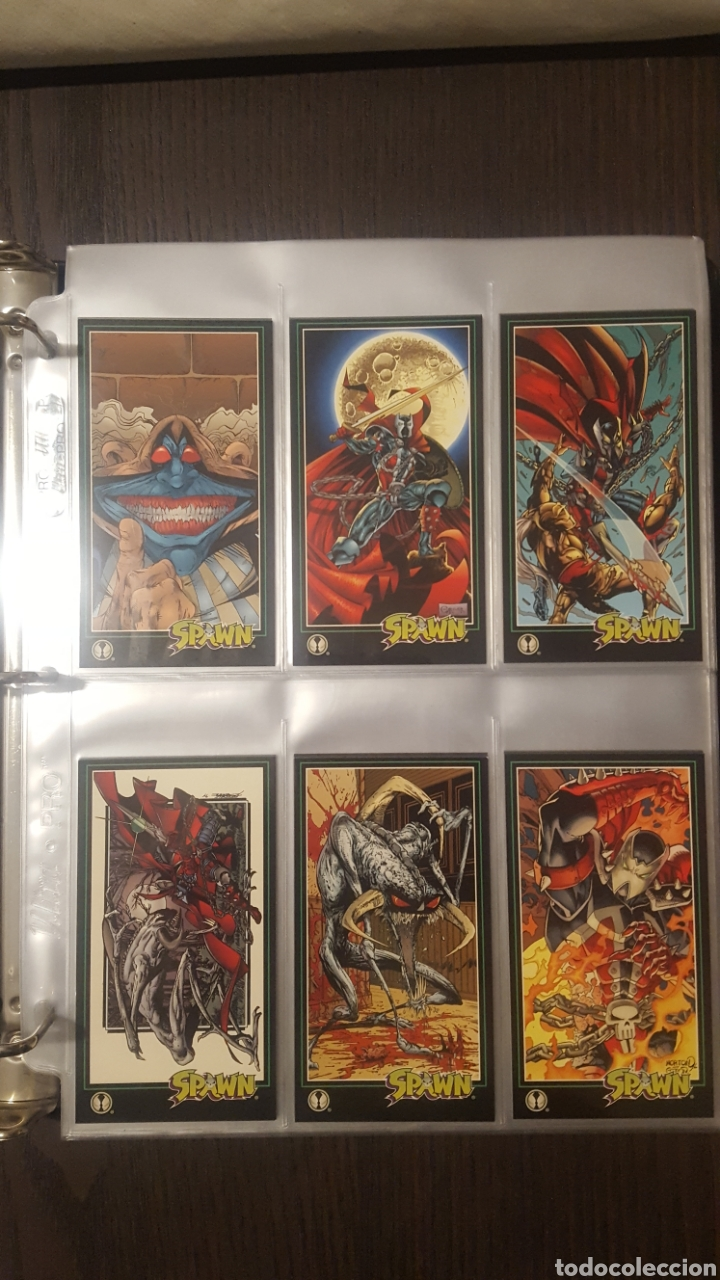 Trading Cards: Trading cards - SPAWN WIDEVISION 1995 WILDSTORM - Comic Images - Todd McFarlane - Foto 14 - 217482613
