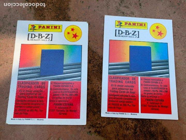 Trading Cards: Excepcional lote de DRAGON BALL Z COMBAT-CARDS, casi completa a falta de 3 cromos. - Foto 3 - 217610092