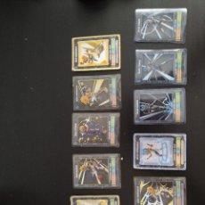 Trading Cards: LOTE DE 66 CARDS DESAFÍO CHAMPIONS BLACK EDITION + 4 REPES. Lote 218136327