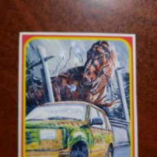Trading Cards: JURASSIC PARK Nº16 COLECCION KENNER 1993. Lote 218333021