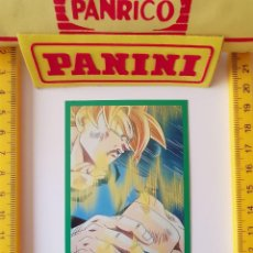 Trading Cards: CROMO CARTA DRAGON BALL Z SERIE 5 VERDE 60 VEGETTO. Lote 219243143