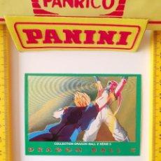 Trading Cards: CROMO CARTA DRAGON BALL Z SERIE 5 VERDE 50 SUPER BOO VEGETTO. Lote 219243203