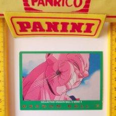 Trading Cards: CROMO CARTA DRAGON BALL Z SERIE 5 VERDE 46 SUPER BOO VEGETTO. Lote 219243226