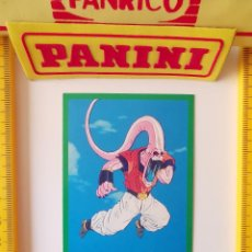 Trading Cards: CROMO CARTA DRAGON BALL Z SERIE 5 VERDE 45 SUPER BOO. Lote 219243227