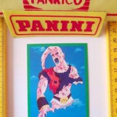Trading Cards: CROMO CARTA DRAGON BALL Z SERIE 5 VERDE 35 SUPER BOO. Lote 219243263